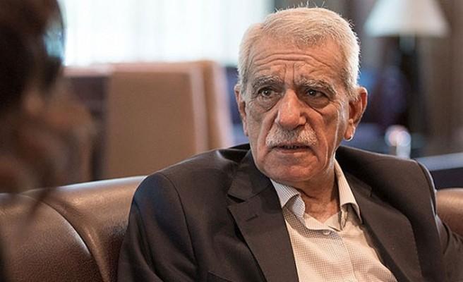 Yargıtay, Ahmet Türk'ün cezasını onadı