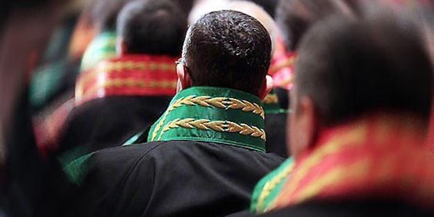 Yargıtay'da yeni atanan 100 üyenin yeri belirlendi