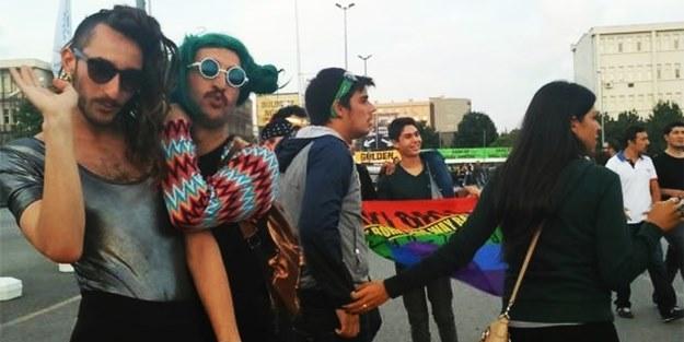 Yasağa rağmen provokasyon! Homolar Taksim'i karıştırma peşinde