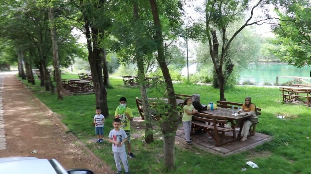 Yasak kalktı, Malatyalılar piknik alanlarını doldurdu