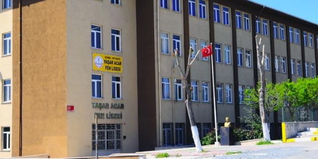 Yaşar Acar Fen Lisesi taban puanı 2019