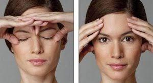 Yaşlanma karşıtı yüz egzersizleri