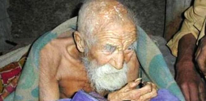 İnsanlık tarihinin en yaşlı adamı