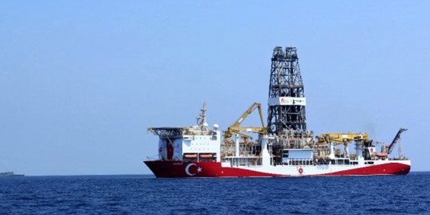 Yavuz sondaj gemisi Rumları tutuşturdu! Yunanistan, ABD'ye yalvaracak