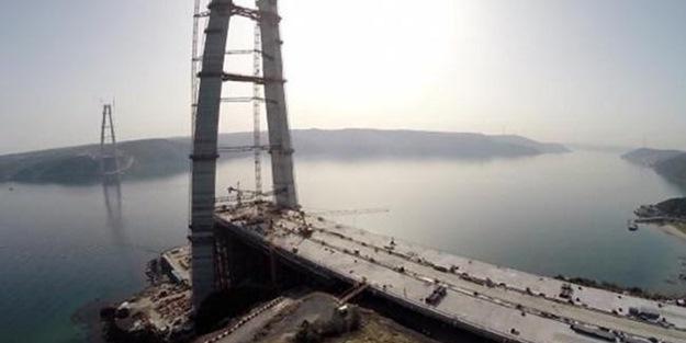 Yavuz'un kuleleri tamam