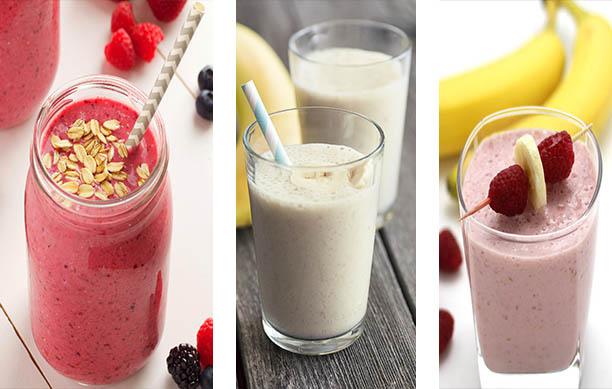 Yaz için harika serinletici içecekler | Smoothie