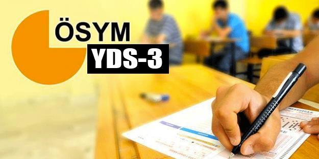 YDS başvuru 2019 YDS-3 başvuru ücreti ne kadar?