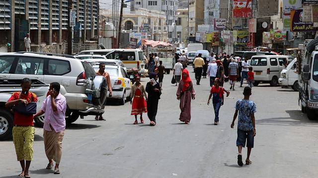Yemen bölünme ile karşı karşıya