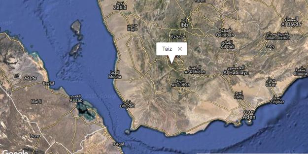 Yemen hükümeti: Taiz'de ilerleme kaydettik