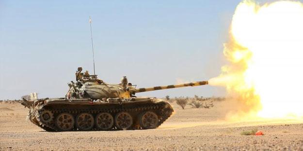 Yemen ordusundan BAE'ye darbe üstüne darbe