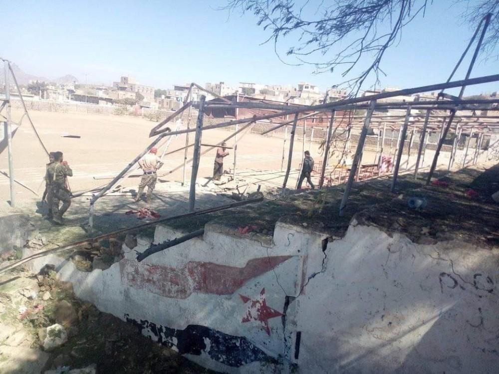 Yemen'de askeri mezuniyet törenine saldırı: 10 ölü