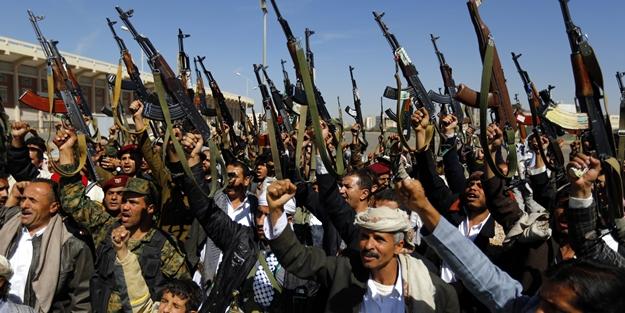 Yemen'de Husi'ler kimdir?