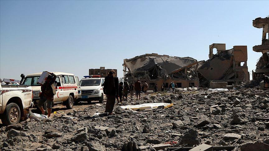 Yemen'de Husilerin hükümet güçlerine saldırısında ölü sayısı 45'e yükseldi