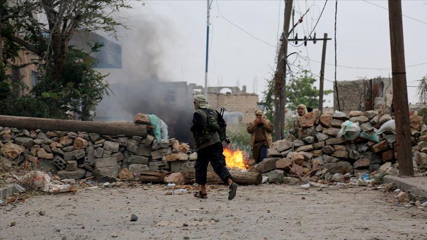 Yemen'de Husilerin SİHA saldırısında 6 sivil öldü