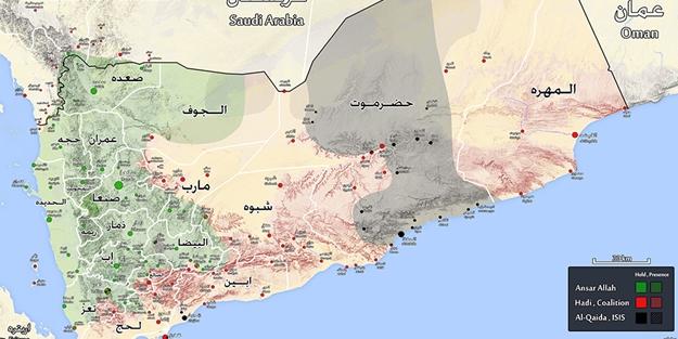 Yemen'de kabus yayılıyor