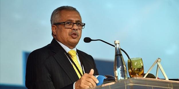Yemenli bakandan 'darbe' istifası