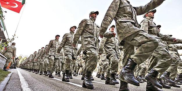 Yeni askerlik sisteminde flaş gelişme: Kabul edildi