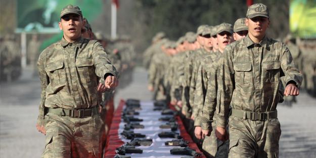 Yeni askerlik sistemiyle ilgili flaş gelişme! Salı günü resmen başlıyor
