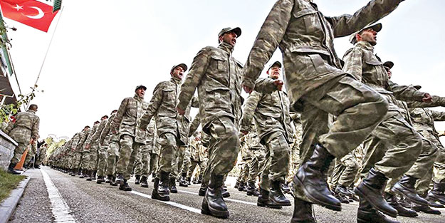 Yeni askerlik takvimi belli oldu, 66 bin asker terhis olacak!