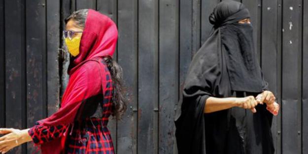 Yeni ayrımcılık türü çıkaran ülkede büyük küstahlık! Ölen Müslümanlar yakılıyor