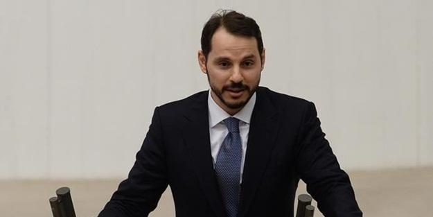Yeni bakan Bakan Berat Albayrak'tan Rusya açıklaması
