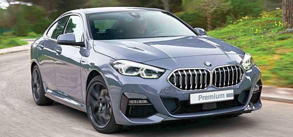 Yeni BMW 218i Gran Coupé'yi uzun dönem kiralama imkânı