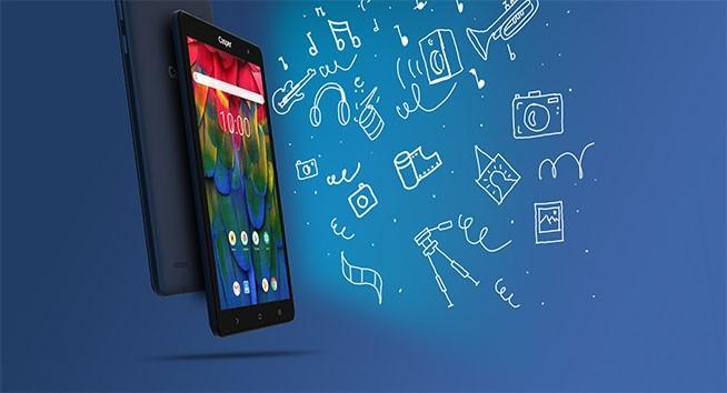 Yeni Casper VIA S38 Plus Tablet piyasaya çıkıyor
