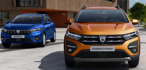 Yeni Dacia Sandero ve Sandero Stepway Türkiye'de