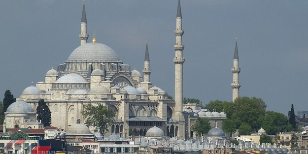 Yeni düzenleme geliyor... Camiler baştan aşağı değişiyor..