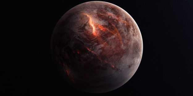 Yeni gezegen keşfedildi! Yüzey sıcaklığı 3 bin 200 derece
