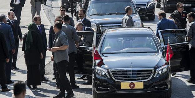 İstifanın ardından ilk kez… Cumhurbaşkanı, Topbaş ile görüştü