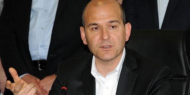 Yeni İçişleri Bakanı Soylu'dan ilk açıklama