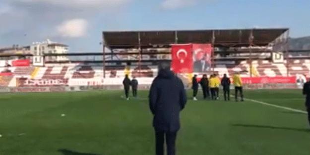 Yeni Malatyaspor'da Fatih Karagümrük maçı hazırlıkları başladı