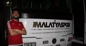 Yeni Malatyasporlu futbolcu Azad Filiz: