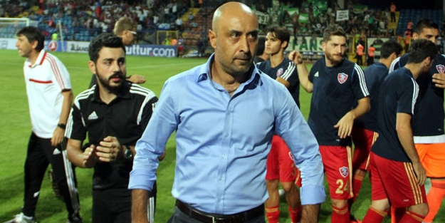 Yeni Malatyaspor'un yeni teknik direktörü Tolunay Kafkas