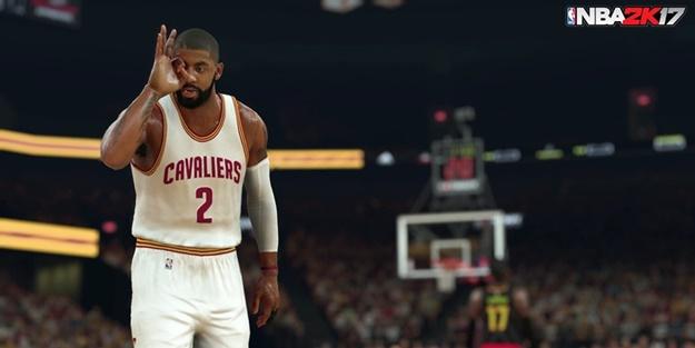 Yeni nesil basketbol oyunu NBA 2K17 yayınlandı