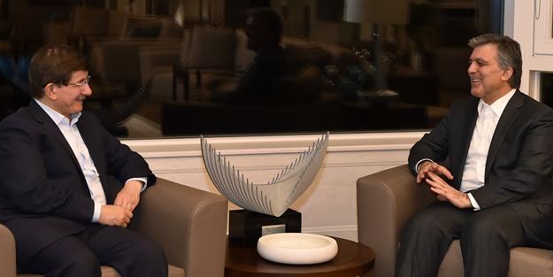 Abdullah Gül ve Ahmet Davutoğlu ile ilgili flaş iddia! 40 ilde örgütlenme tamam