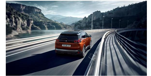 Yeni Peugeot 3008 gelişmiş SUV