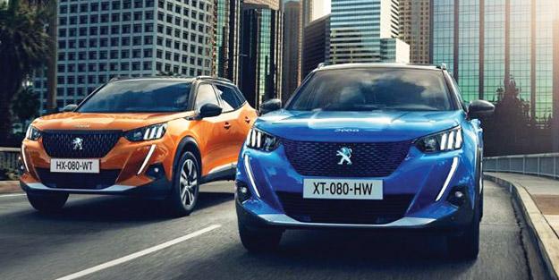 Yeni Peugeot SUV 2008'in Türkiye fiyatı açıklandı