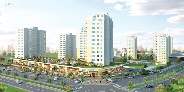 Yeni şehrin ilk firmasından dev hamleler! Akit'in özel haberi sizlerle