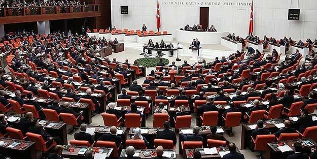 Yeni vergi düzenlemesi Meclis'te!