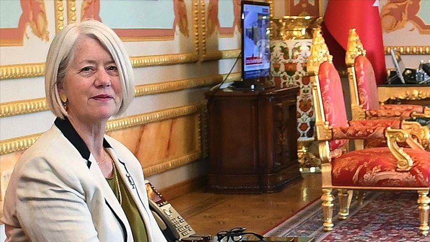 Yeni Zelanda Ankara Büyükelçisi Hinton: Yeni Zelanda ve Türkiye iki eski dost ülke