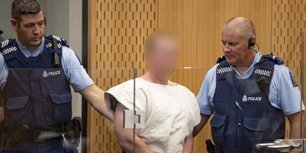 Yeni Zelanda saldırganı ile ilgili yeni gelişme