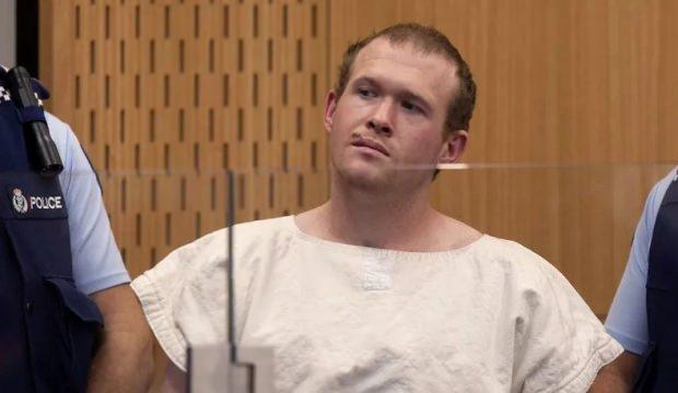 Yeni Zelanda teröristinden isyan ettiren savunma!