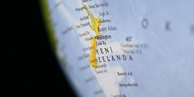 Yeni Zelanda'da 5,9 büyüklüğünde depremle sarsıldı
