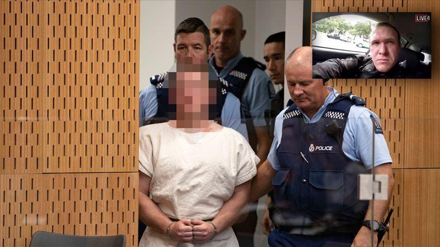 Yeni Zelanda'da camilere saldıran terörist 24 Ağustos'ta hakim karşısına çıkacak