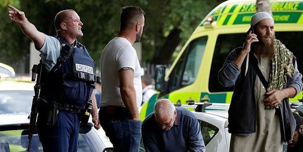 Yeni Zelanda'da Müslüman, katili görünce