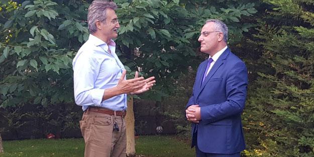 Yeniakit.com.tr'ye konuşan eski Devlet Bakanı Kürşad Tüzmen: Kolumuzu kesmemiz gerekiyorsa, kesmeliyiz