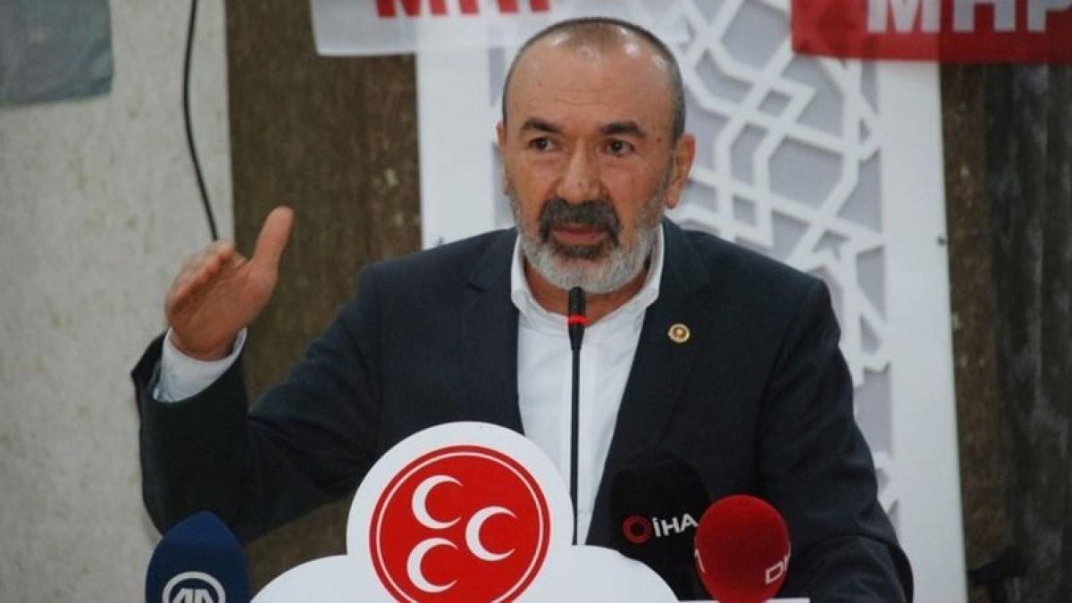 yeniakit.com.tr'ye konuşan MHP Genel Başkan Yardımcısı Yaşar Yıldırım: Kılıçdaroğlu'nun geldiği saf HDP'nin safıdır