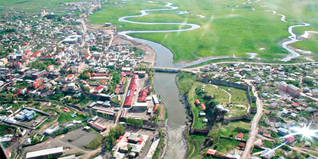 Yeniden ayağa kalkan kent: Ardahan